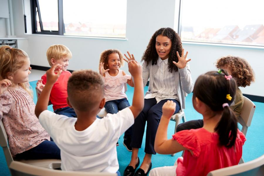 Prescott College - Early Childhood Special Education Certification Class